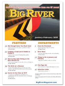 Big River Magazine January 2020